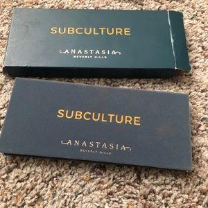 Anastasia subculture pallet